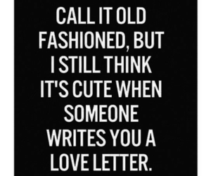 couples, love letter, and quotes image