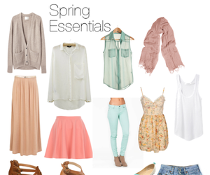 clothes, outfit, and spring image