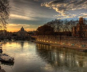 rome, travel, and travels image