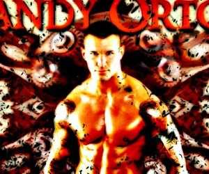 superstar, wwe, and randy orton image