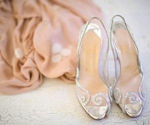 diamonds, beautiful, and heels image