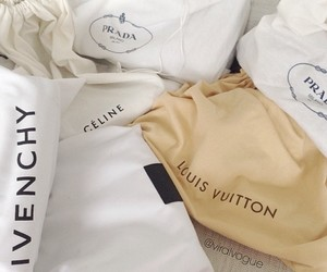 fashion, Givenchy, and Prada image