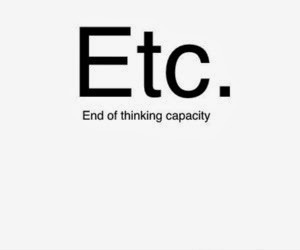 etc, end, and funny image