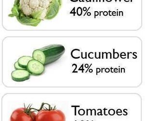 food, healthy, and protein image