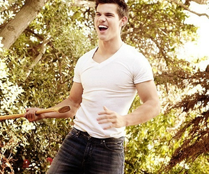 Taylor Lautner and sexy image