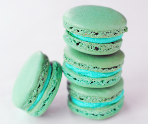 macarons and sweets image