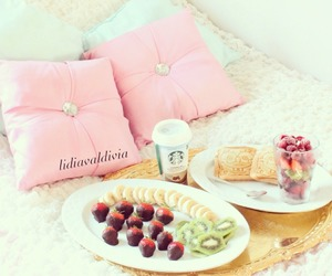 food, fruit, and girly image
