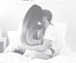 couple, hugs, and cute image