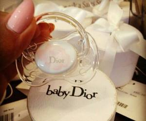 dior, baby, and baby dior image