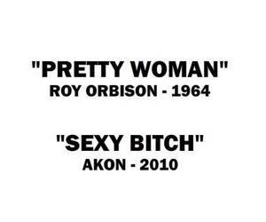 akon, bitch, and pretty image