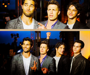boys, brothers, and tyler posey image