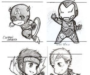 Marvel and heroes image