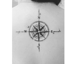 compass, ink, and tumblr image