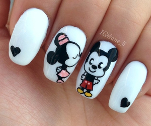 nail art, polish, and nail polish image