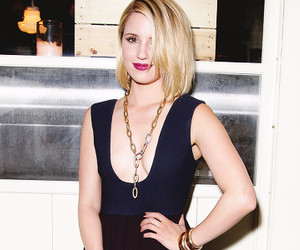 dianna agron, di, and hair image