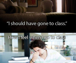 school, funnyphotos, and skoollife image