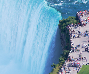 paradise, summer, and waterfall image