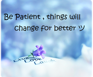 change, flower, and life image