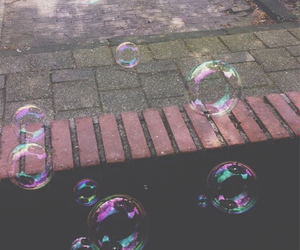 vintage, bubbles, and indie image