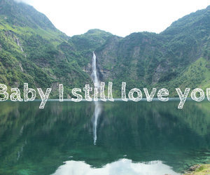 baby, still, and love image