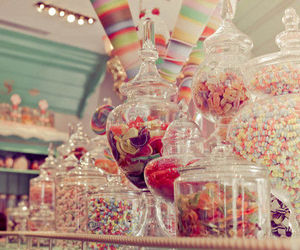 candy, wow, and food image