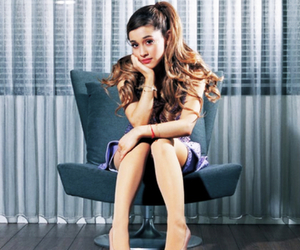 ariana grande, hair, and pretty image
