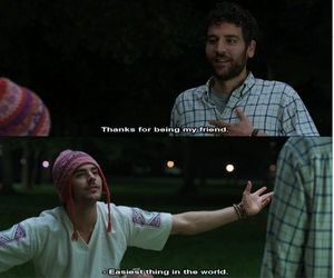 friendship, zac efron, and liberal arts image