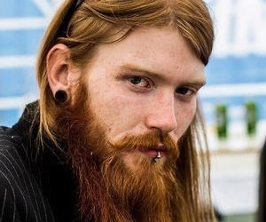 beard and ginger image