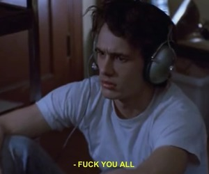 freaks and geeks, james franco, and tv show image