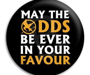 the hunger games and the odds image