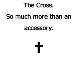 accessory, cross, and faith image