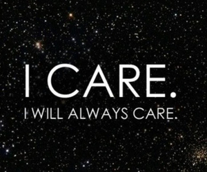 always, love, and care image