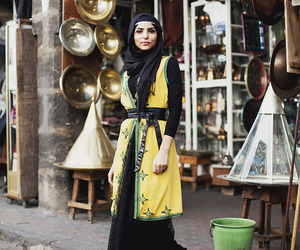 accesories, clothes, and hijabstyle image