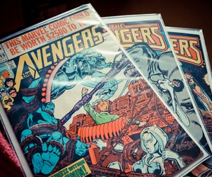 Avengers, comic, and the avengers image