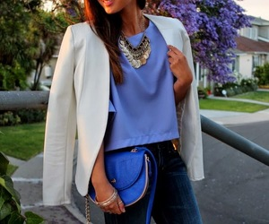 blouse, pretty, and top image