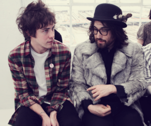 MGMT, andrew vanwyngarden, and sean lennon image