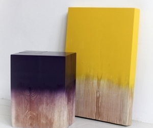 paint and wood image