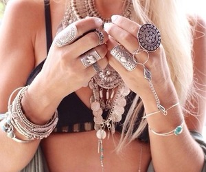 free, gypsy, and peace image