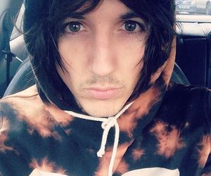 oliver sykes, bmth, and bring me the horizon image