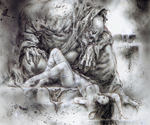 art and luis royo image