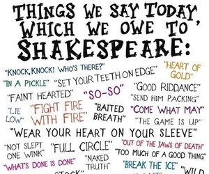 shakespeare, quotes, and words image