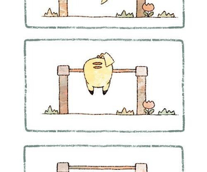 <3, fall, and pikachu image