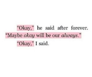 the fault in our stars, cute, and love image