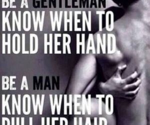 quotes, gentleman, and man image