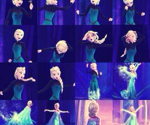 frozen, princess, and elsa image