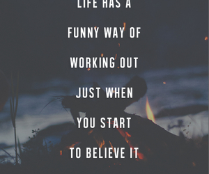 quotes, life, and believe image