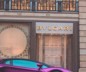 car, bvlgari, and luxury image