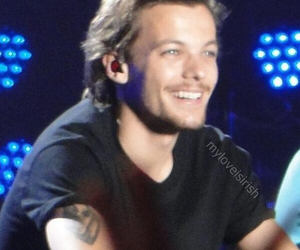 smile, louis tomlinson, and wwat image