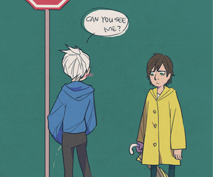 awesome, funny, and jack frost image