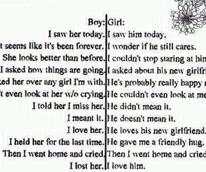 boys, girls, and quotes image